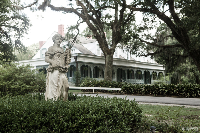 Myrtles Plantation, St. Francisville, LA, USA