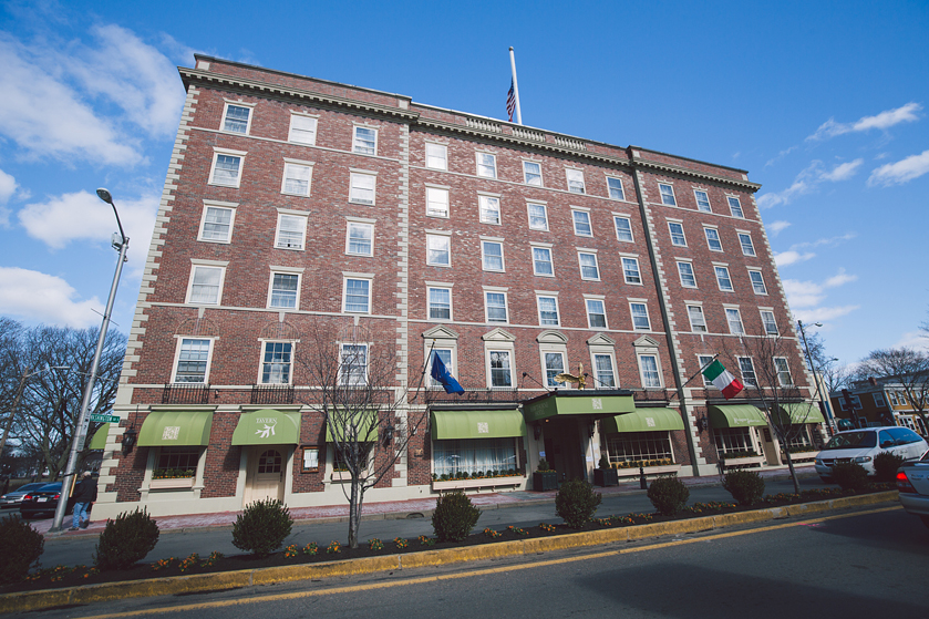 Hawthorne Hotel, Massachusetts, USA