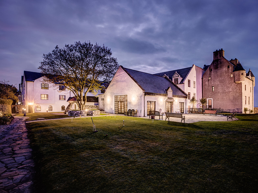Ballygally Castle Hotel, Ballygally, Northern Ireland