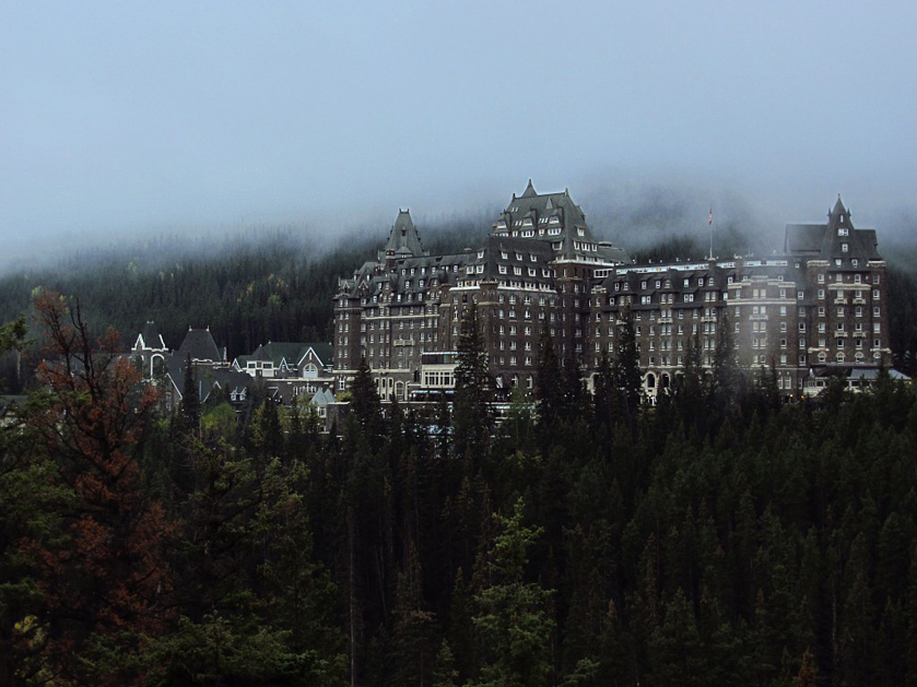 Fairmont Banff Springs Hotels, Banff, Canada