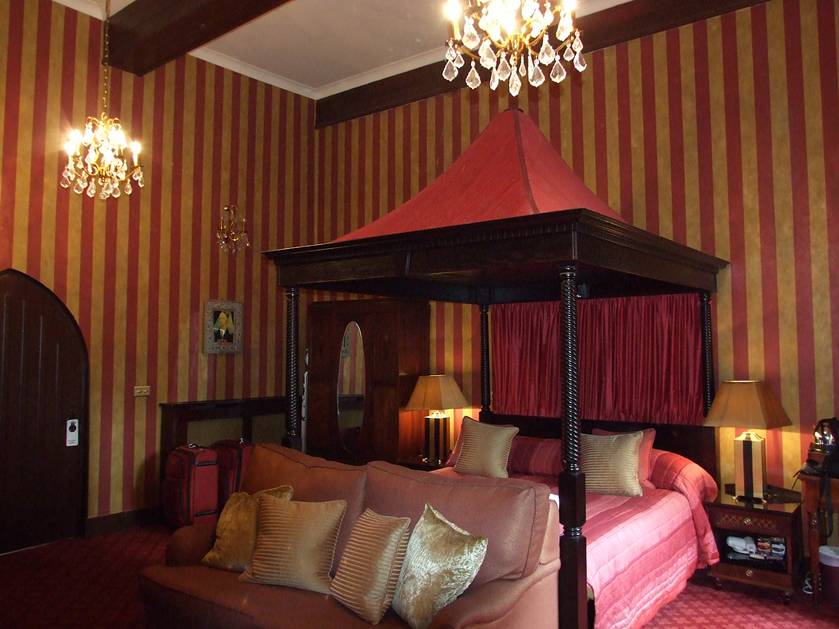 Langley Castle Hotel, Allendale Town, United Kingdom