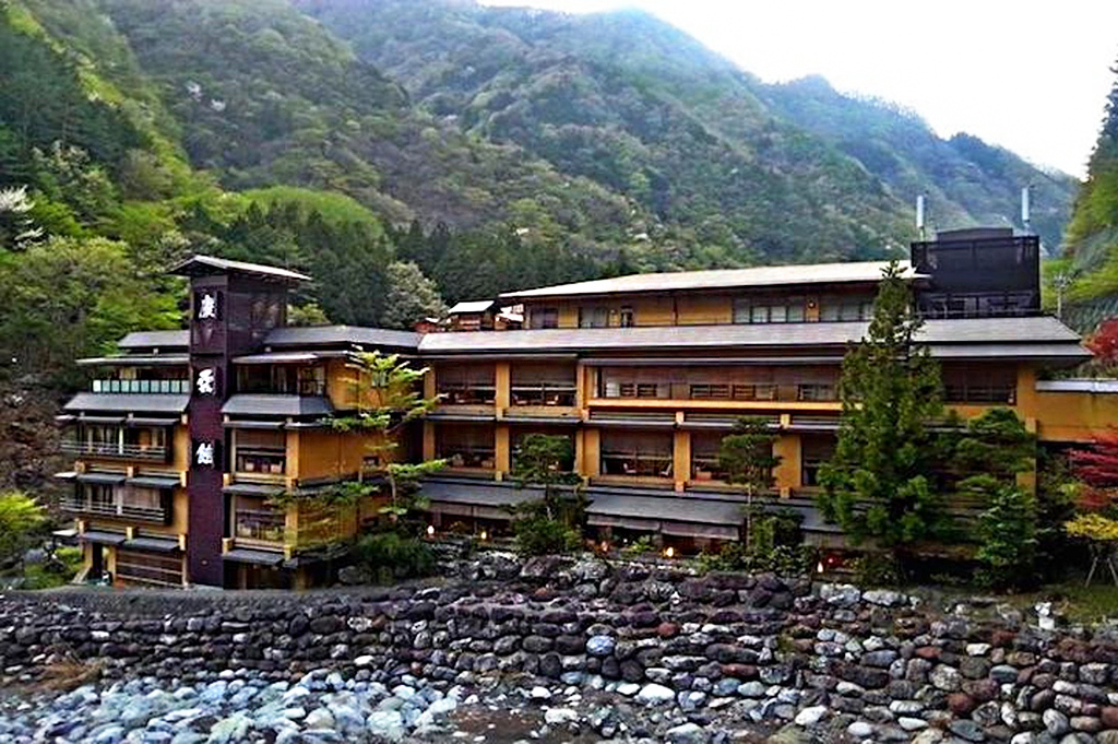 Image result for Nishiyama Onsen Keiunkan - Japan