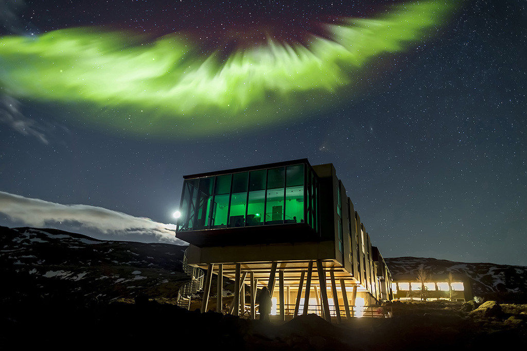 Mystical Place To Stay in Iceland – ION Adventure Hotel
