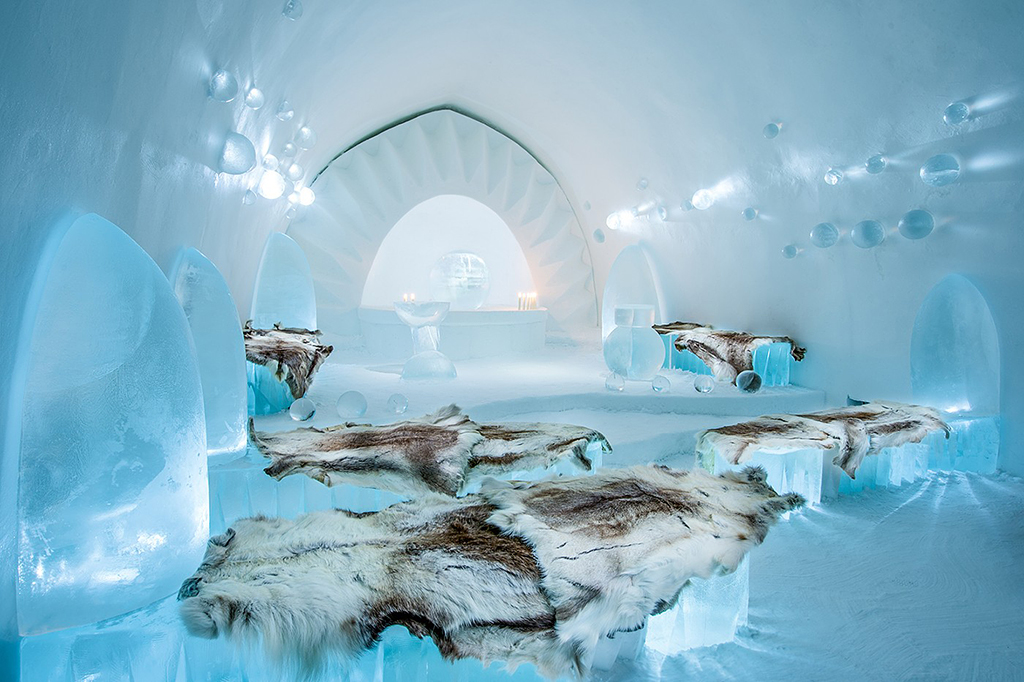 IceHotel 365 foto