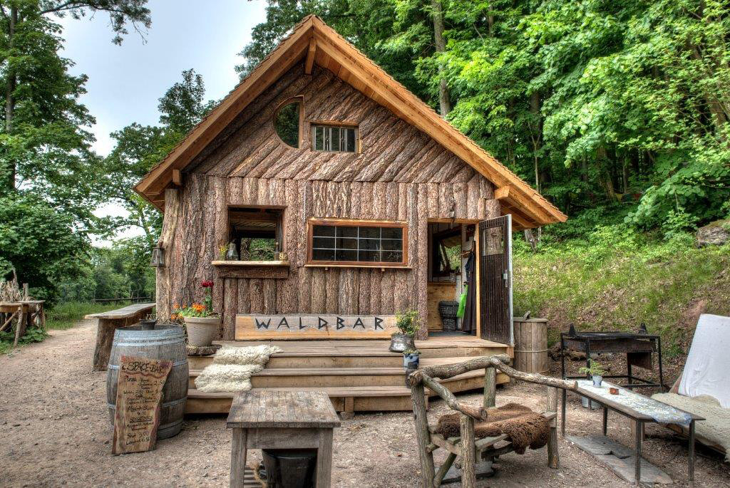 Robin's Nest Treehouse Hotel Germany review