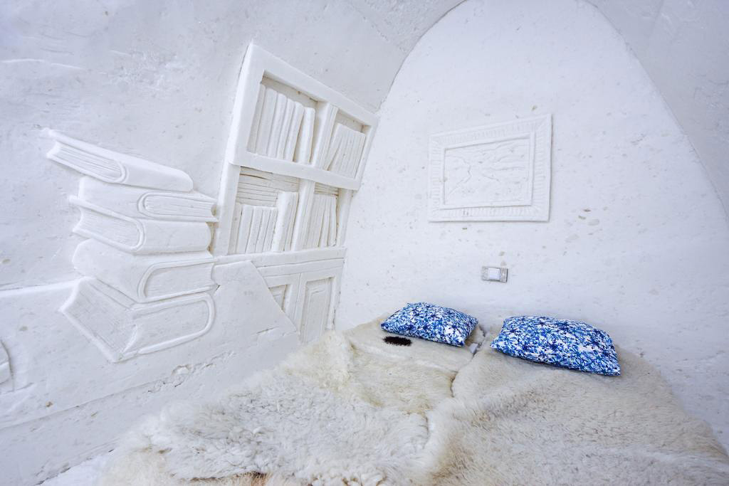 Snow Hotel number