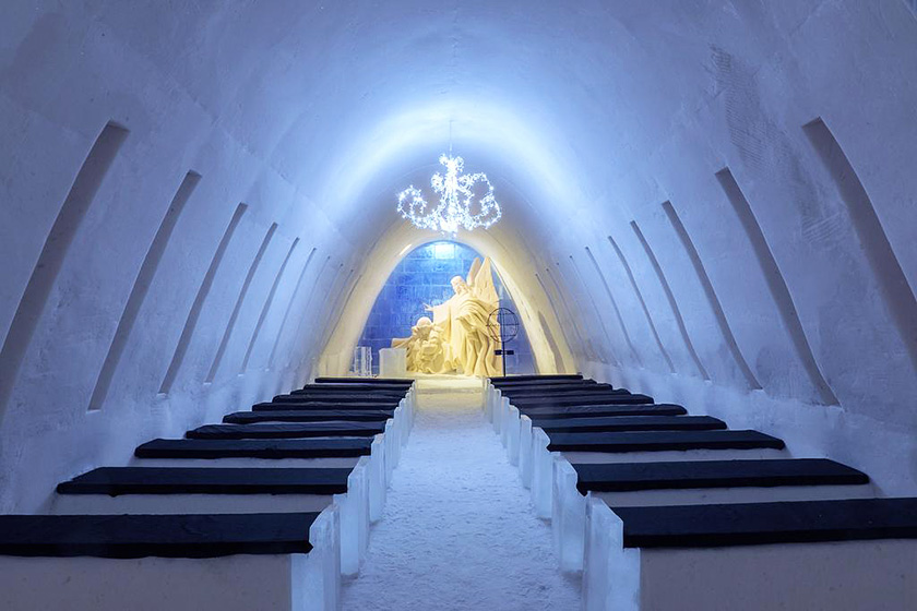 Snow Hotel Lapland review