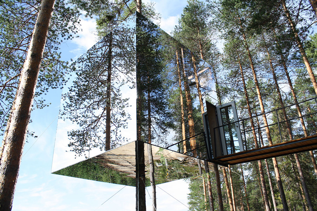 TreeHotel Sweden review