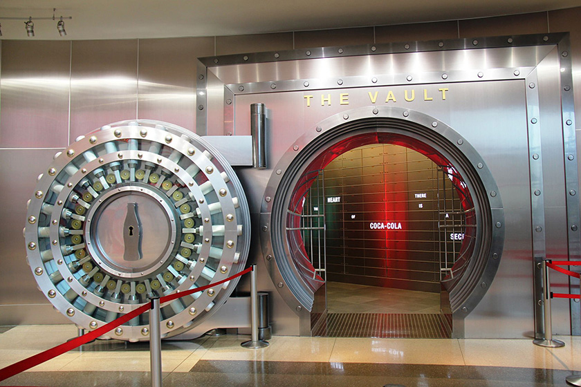 Coco-Cola Vault, Georgia, USA