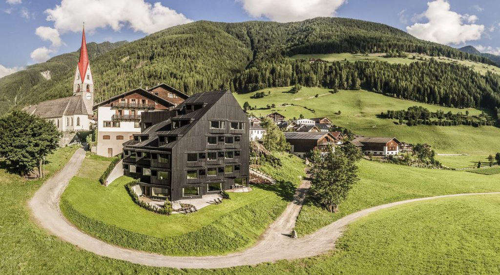 Experience that Luxurious Gothic Life at Hotel Bühelwirt, Italy