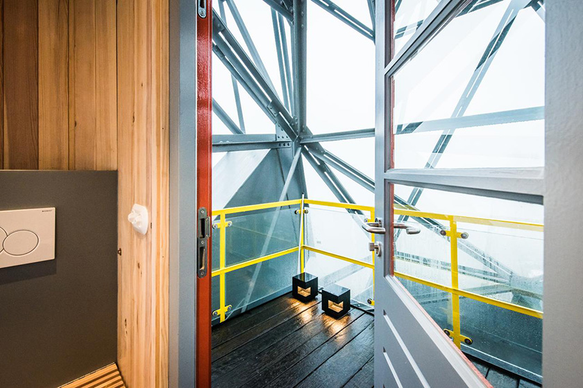 The Yays Crane Apartment Amsterdam review