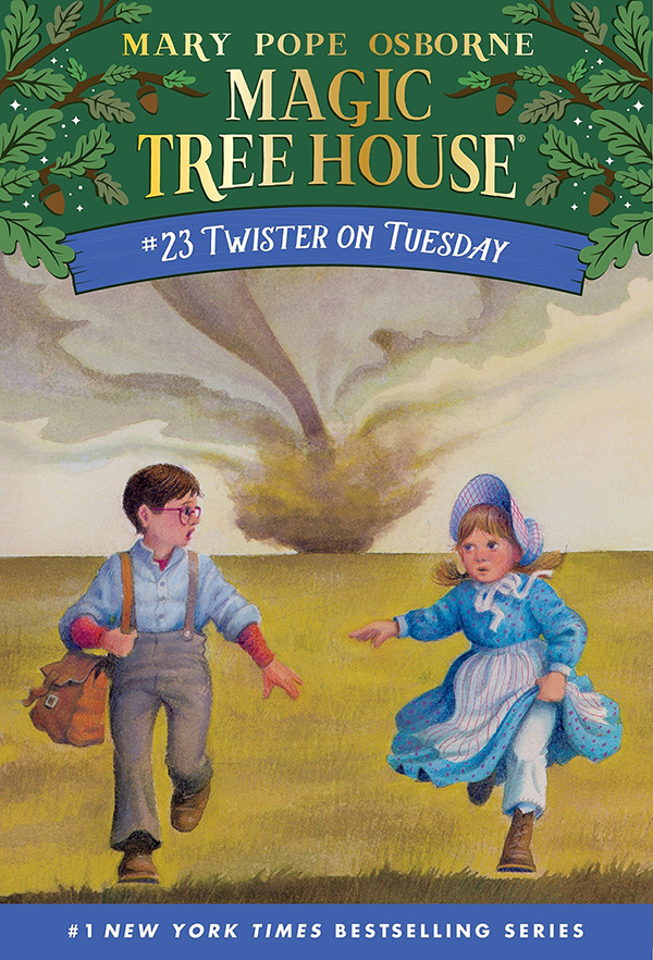 Magic Tree House by Mary Pope Osbourne