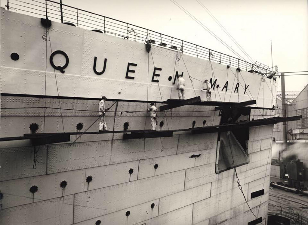 The Queen Mary USA
