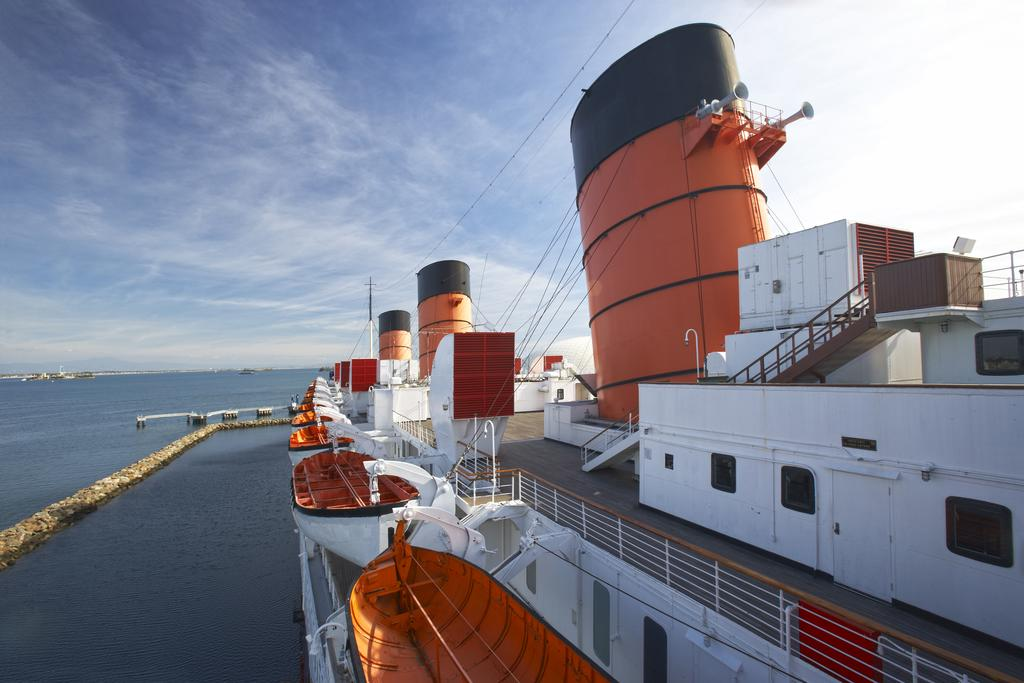The Queen Mary USA review