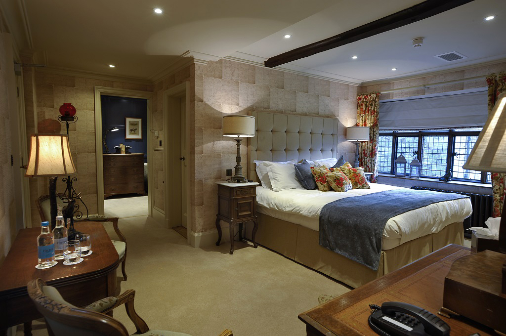 Hever Castle number of rooms