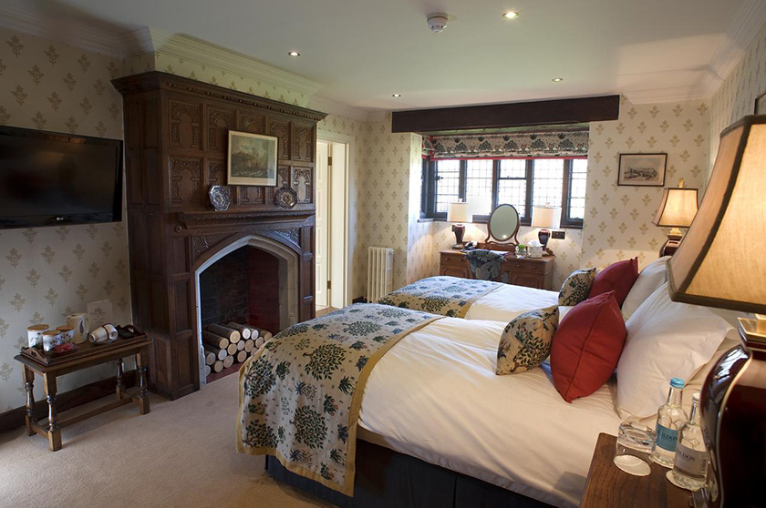 Hever Castle hotel photos