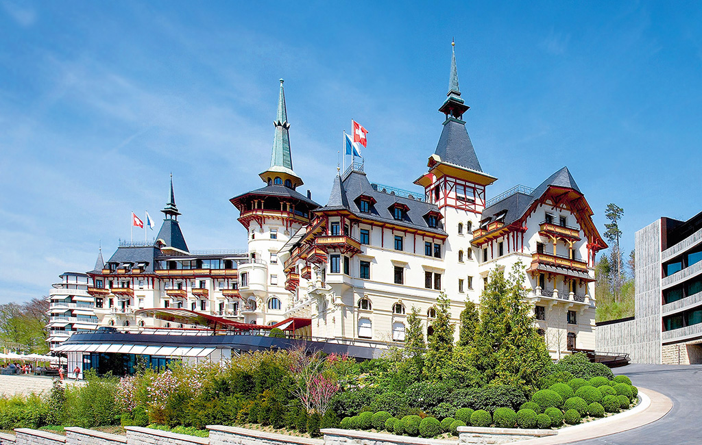 The Dolder Grand hotel, Switzerland – Where Tradition Mingles with Innovation