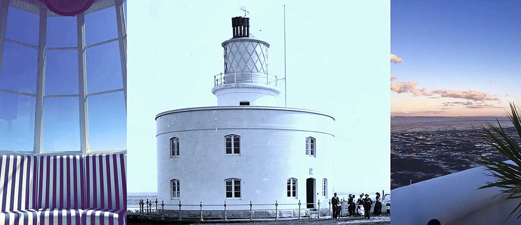West Usk Lighthouse Newport Review