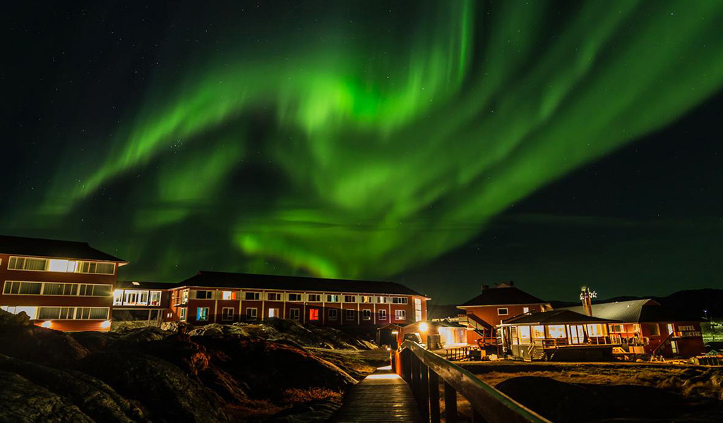 Hotel Arctic – Experience Opulence Whilst Living Next To Icebergs