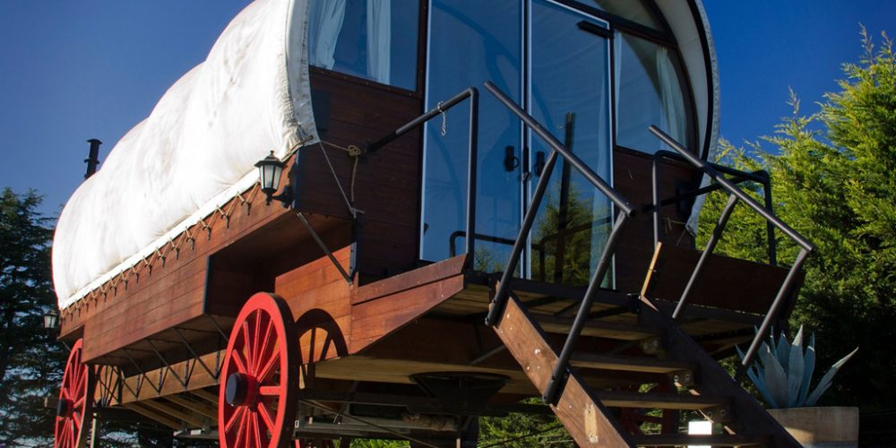 WagonStays – A Night At The Old Wild West