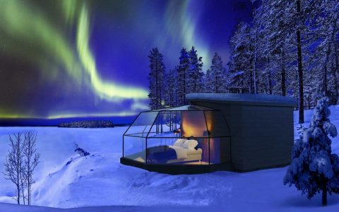Experience the Majestic Winters at Arctic Fox Igloos, Finland