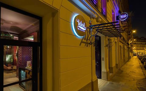 A Jazzed Up Stay, With Great Music and Superlative Amenities – at Idol Hotel, France, Paris