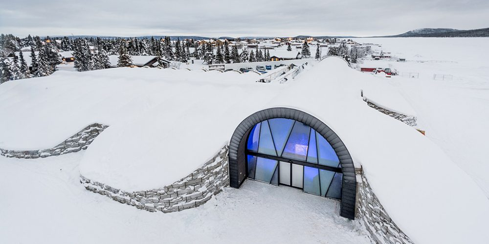 IceHotel 365, the First All-Ice Resort Opens For Travellers