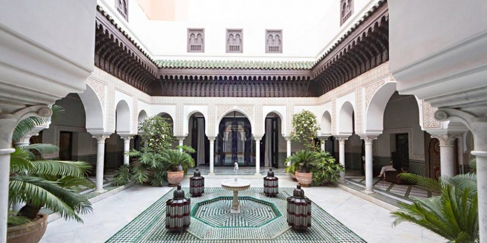 Luxury Accommodation, In The Arabian Nights Style