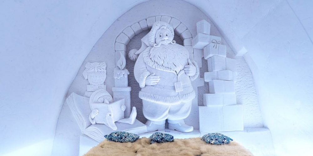 Snow Hotel, Kemi, Finland – A Snow and Ice Accommodation