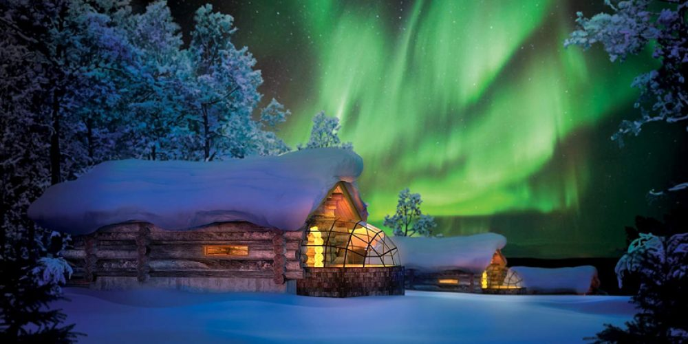 TOP 10 Magnificent Ice Hotels for a Winter Fairy