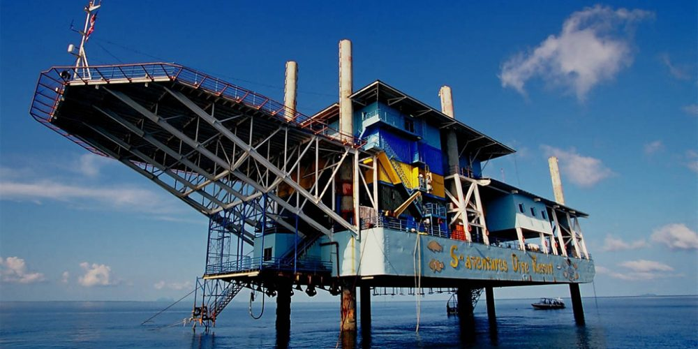 Enjoy the Diving Experience of a Lifetime at Seaventures Dive Rig