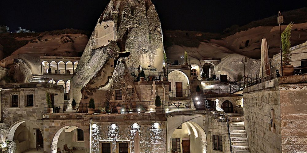 Spend A Night In The Comfort Of Your Own Cave – At Cappadocia Cave Suites, Turkey!