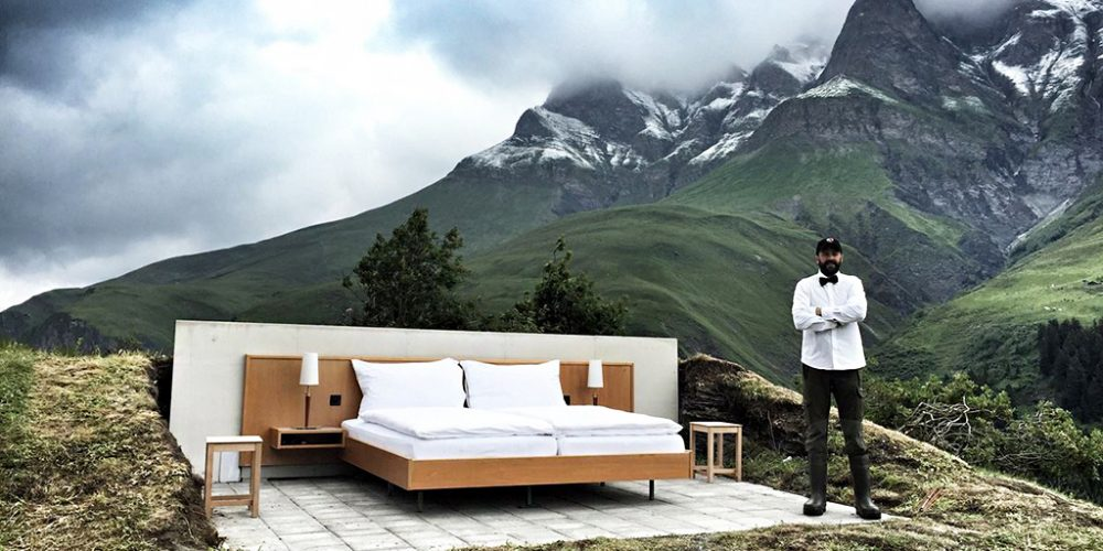 Null Stern Hotel, Switzerland – Your Rendezvous With A Starry Night