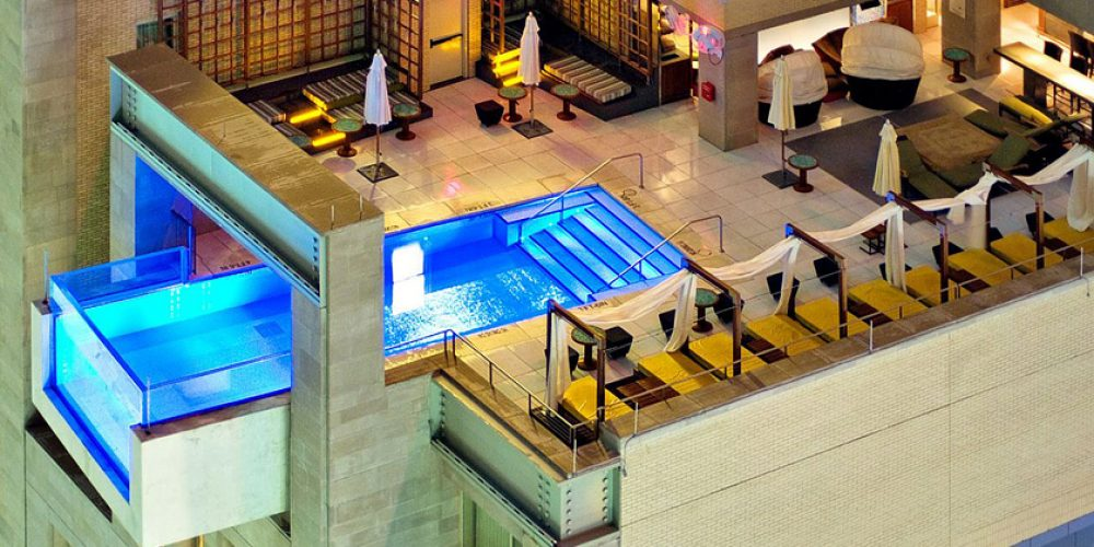 World's TOP 10 Most Spectacular Hotel Swimming Pools