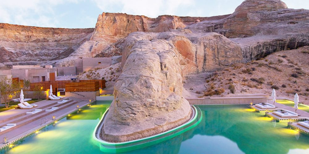 Amangiri, Utah, USA – Your Rendezvous With Luxury in The Wild Backdrop of Desert