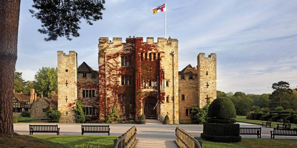 Hever Castle Luxury Bed and Breakfast – For the Ultimate Royal Treatment