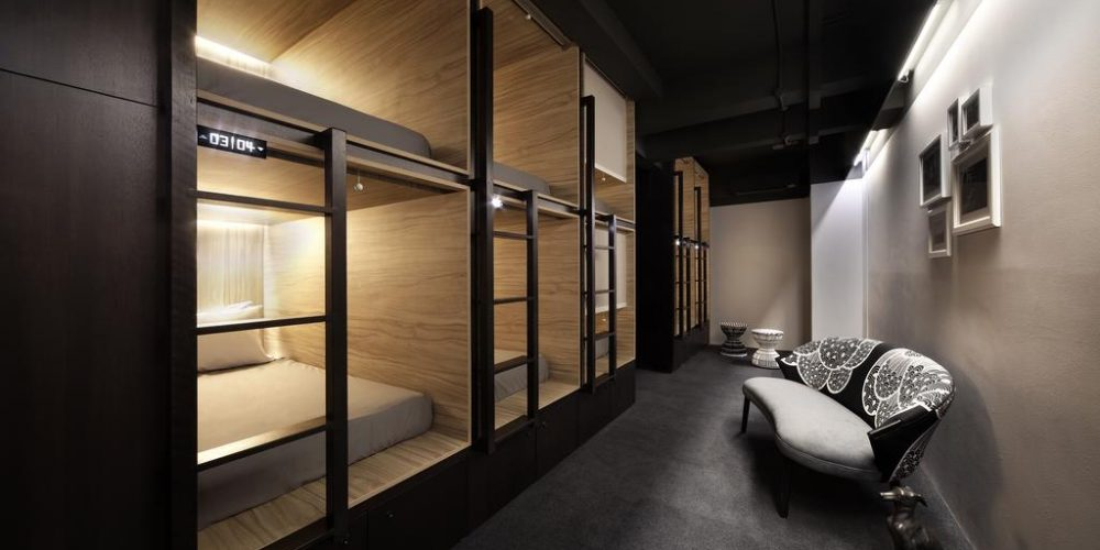 Are Capsule Hotels Comfortable? Find out at The Pod, Singapore
